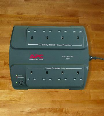 Review of APC ES-series Uninterruptible Power Supply