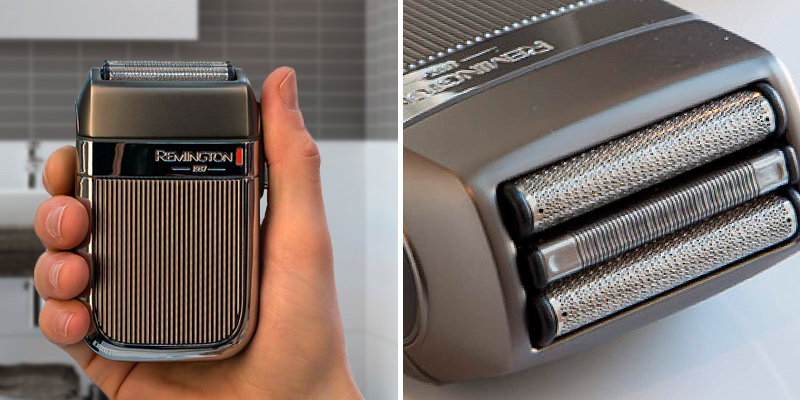 Review of Remington HF9000 Heritage Foil Electric Shaver