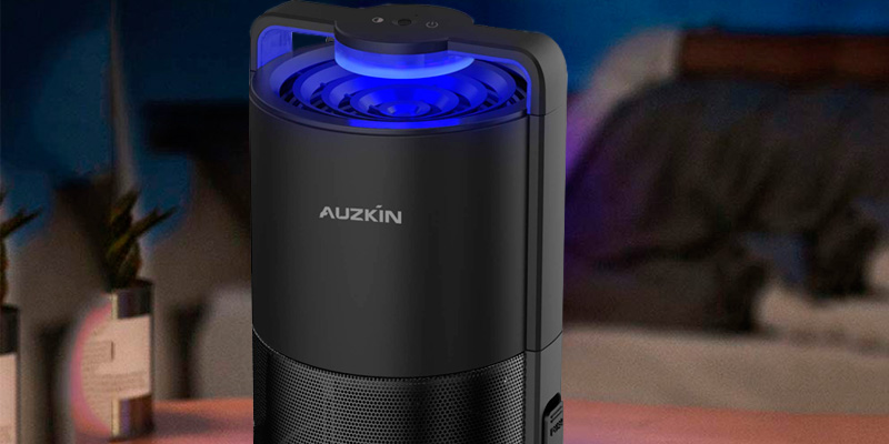 Review of AUZKIN Mosquito Killer Trap Indoor Insect Trap USB Powered Mosquito Lamp Flying Bug