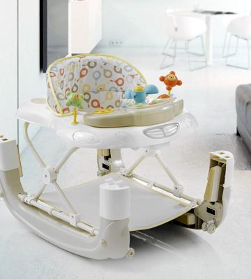 Review of My Child Walk-n-Rock Baby Walker