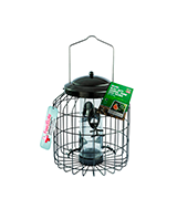 Gardman Squirrel Proof Seed Bird Feeder Heavy Duty