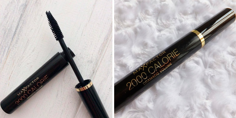 Review of Max Factor 2000 Calorie Volumising Mascara