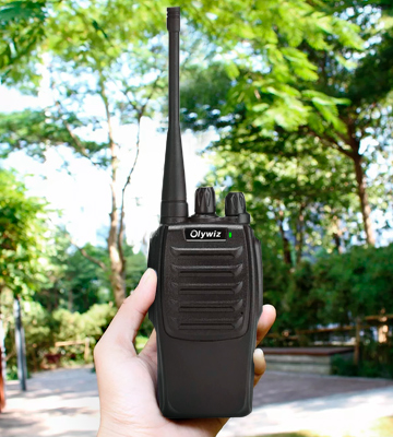 Review of Olywiz HTD818 Walkie Talkie