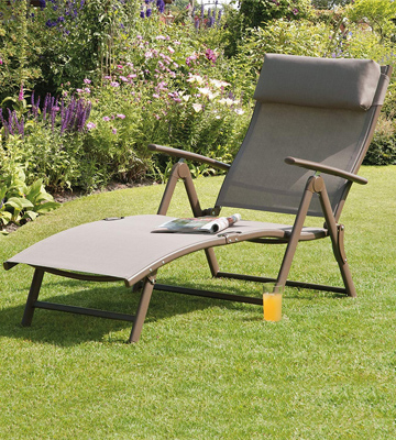 Review of Transcontinental Group GF06038 Havana Sunlounger