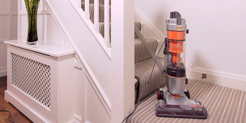 Review of Vax Air Stretch (U85-AS-Be) Upright Vacuum