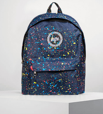 Review of Hype Navy Primary Splat School Bag