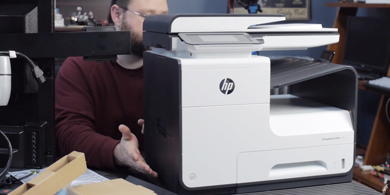 Review of HP D3Q20B Pro 477dw Multifunction Printer