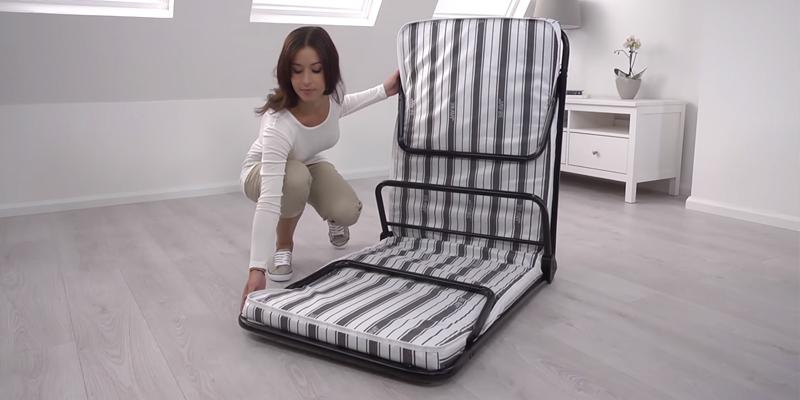 Detailed Review Of Jay Be Value Folding Bed With Breathable Airflow Mattress
