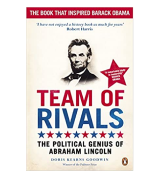 Doris Kearns Goodwin Team of Rivals The Political Genius of Abraham Lincoln Paperback
