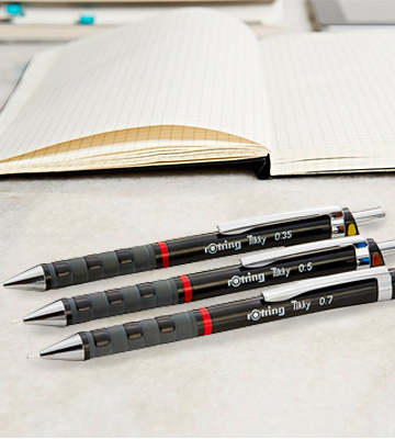 Review of rOtring Tikky Mechanical Pencil Set