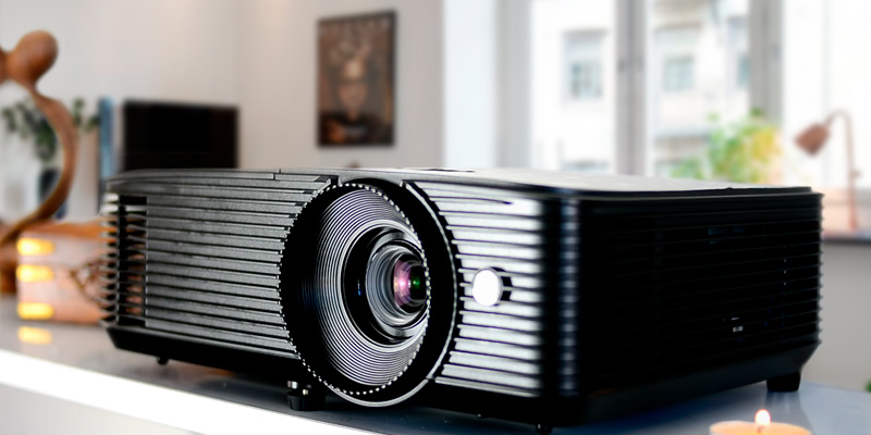 Review of Optoma HD143X HDMI 3000 ANSI Lumens Projector