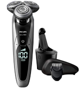 Philips Series 9000 (S9711/31) Wet & Dry Electric Shaver with Precision Blades
