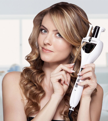 Review of InStyler Tulip Automatic Curling Tong