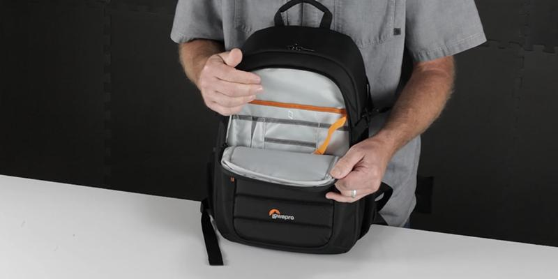 Review of Lowepro Tahoe 150 Backpack for Camera