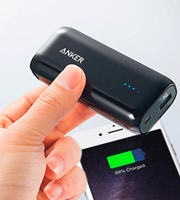 Review of Anker Astro E1 (AK-A1211011) 5200mAh Portable Charger with High-Speed Charging PowerIQ Technology