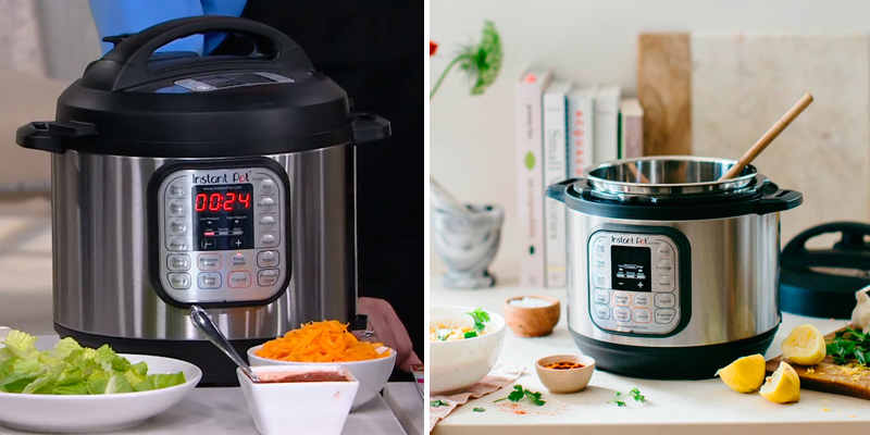 Review of Instant Pot DUO80 (7-in-1) Pressure Cooker