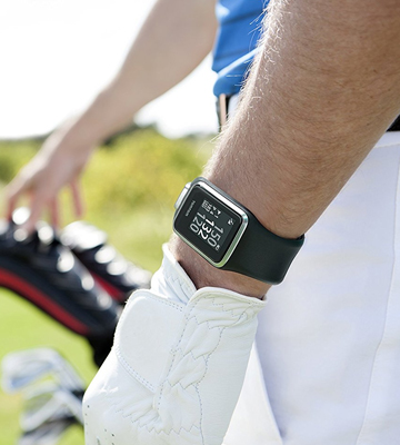 Review of TomTom Golfer 2 GPS Watch