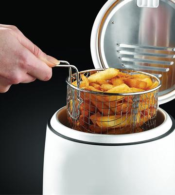 Review of Russell Hobbs Compact Deep Fryer