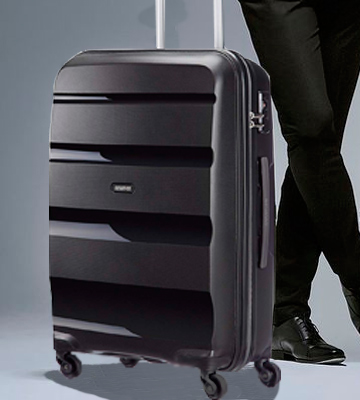 Review of American Tourister Bon Air 59423/1041 Suitcase Hard case