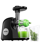 Aicok AFF91781-HMLW Slow Masticating Juicer Extractor