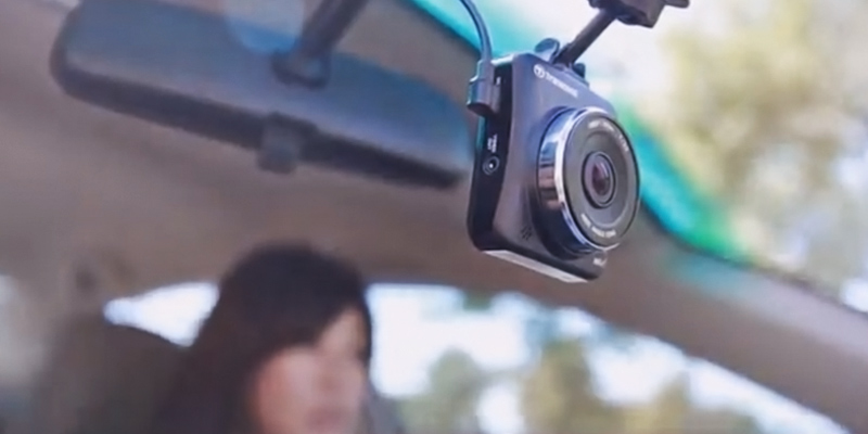 Detailed review of Transcend DrivePro 200 Car Video Recorder with Built-In Wi-Fi