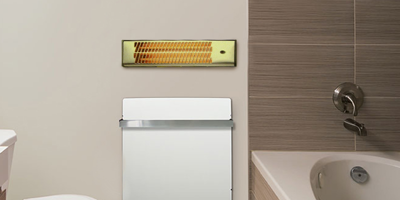 5 Best Bathroom Heaters Reviews Of 2019 In The Uk