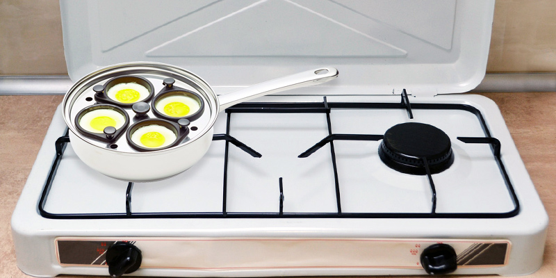 Review of KitchenCraft KCCVPOACH 4-Cup Egg Poacher/Sauté Pan
