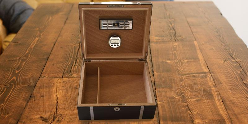 Review of GERMANUS Cowling Cigar Humidor