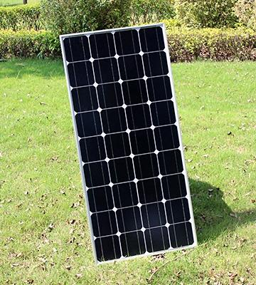 Review of Trueshopping Biard Semi Flexible Solar Panel