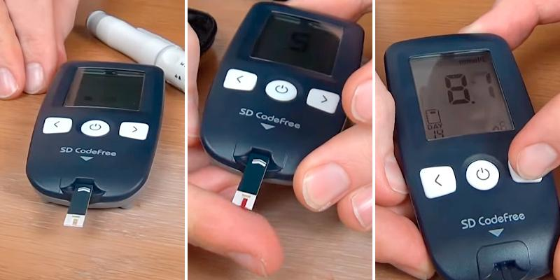 Review of SD Biosensor Blood Glucose Monitor