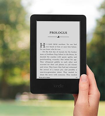 "Review of Kindle 6"" Glare-Free Touchscreen Display, Wi-Fi - Includes Special Offers"
