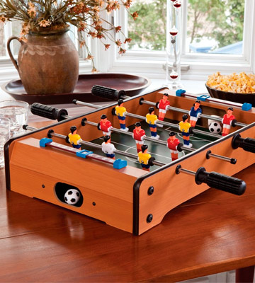 Review of Wiki 181229 Table Top Football