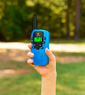 Review of EUTOYZ 2-Pack Walkie Talkies for Kids