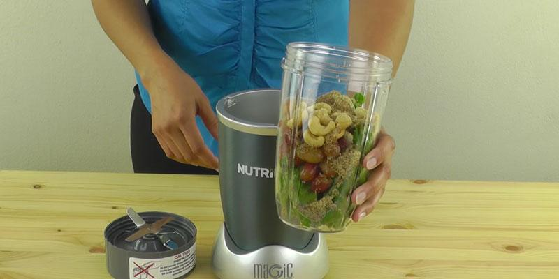 Detailed review of Nutribullet NBR-0801B Countertop Blender