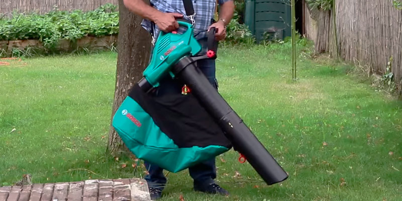 Review of Bosch ALS 2500 Electric Garden Blower and Vacuum