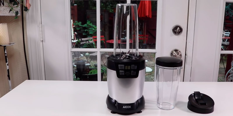 Review of Aicok 1200W Personal Blender Smoothie Maker