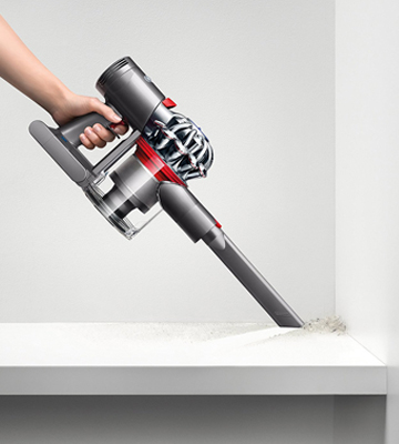 Review of Dyson V7 Trigger Handheld Vacuum Cleaner