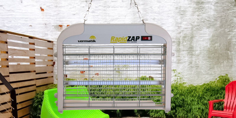 Review of Vermatik VMR16 Indoor Commercial Bug Zapper