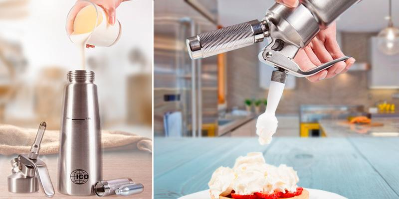 5 Best Whipped Cream Dispensers For Delightful Desserts