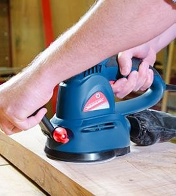 Review of Silverline 125563 Silverstorm Random Orbit Sander