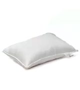 Homescapes Kids Pillow 40 x 60cm, Goose Feather Down Filling, 100% Cotton