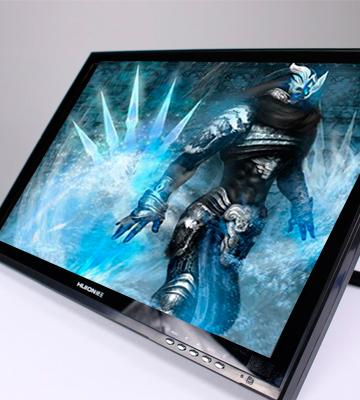 Review of Huion GT-190S Pen Display for Professionals Graphics Monitor