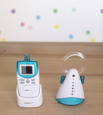 Review of Angelcare AC401 Movement and Sound Baby Monitor