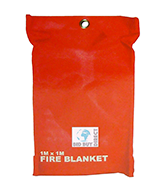 Babz Fire Blanket Large, Quick Unfolding