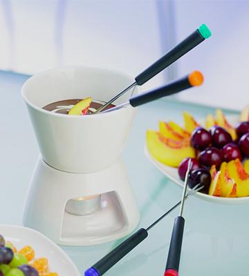 Review of KitchenCraft Chocolate Fondue Set