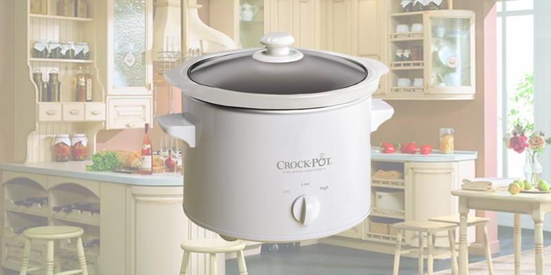 Crock-Pot SCCPQK5025W 2.4 Litre in the use