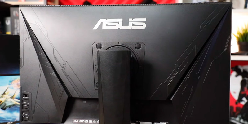 ASUS VG278QR 27-Inch Full HD 165Hz Esports Gaming Monitor in the use
