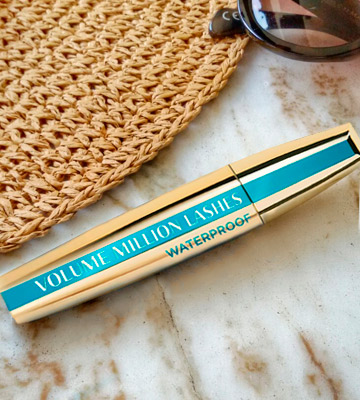 Review of L'Oreal Paris Volume Million Lashеs Mascara Black Waterproof