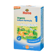 Holle Organic Infant Formula Stage-1