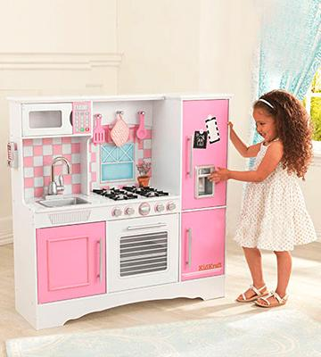 Review of KidKraft Culinary Kitchen White